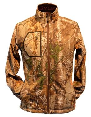 Picture of Gerbing Gyde 7V Torrid Men's Softshell Heated Jacket - Camo