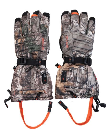 Picture of Gerbing Gyde 7V Men's S4 Camouflage Heated Gloves
