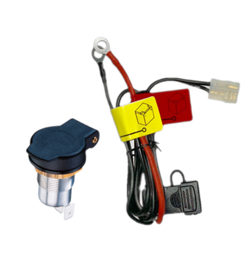 Picture of Gerbing 12V Accessory Port Harness