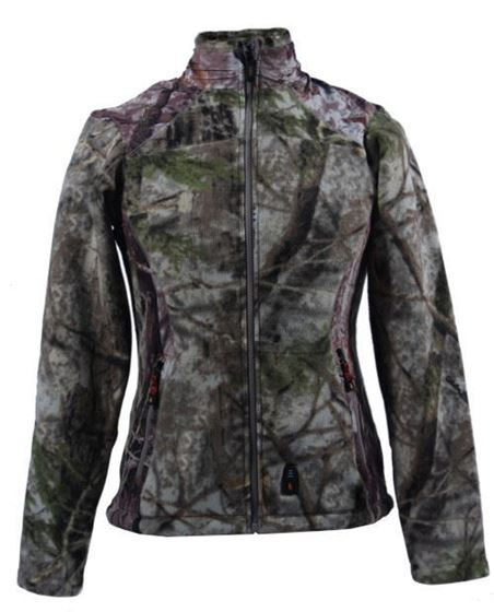 Picture of Gerbing Gyde 7V Women's Heated Performance Fleece Jacket (Jacket Only)