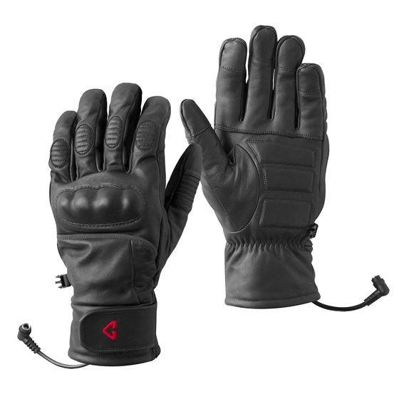 Gerbing Hero Leather Heated Gloves