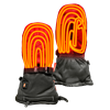 Gerbing Leather Heated Mittens